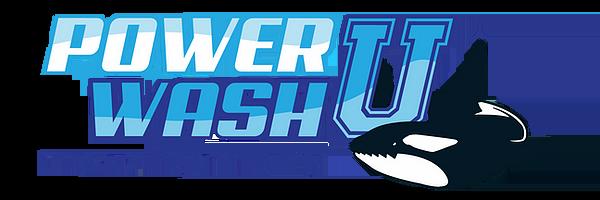 Power Wash Academy Logo
