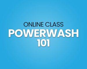 powerwash 101 training