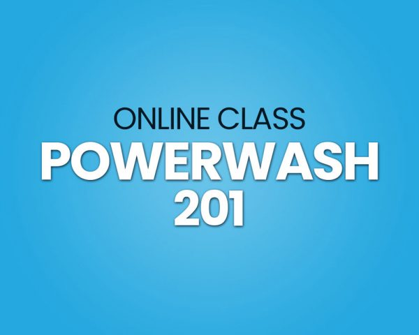 powerwash training