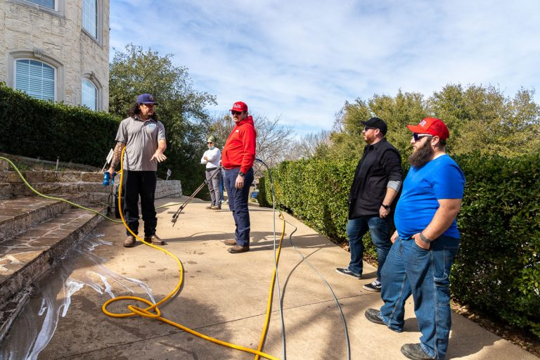 Professional Power Wash 5 Day Boot Camp