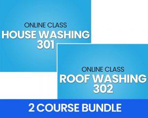 soft wash course bundle